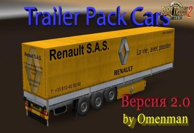 Trailer Package with Logos + Marketing of Car Comps v2.0