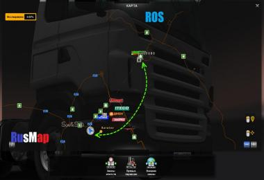 Train ROS - RusMap v1.0