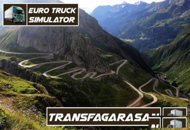 Transfagarasan Map 2018 v1.0