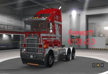 Updated Kenworth K108 v2.0