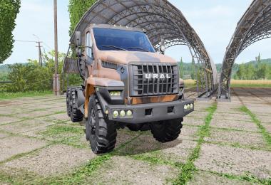 Ural Next (4320-6951-74) camouflage v1.0