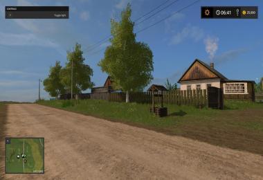 Vladimirovka MAP V1.0