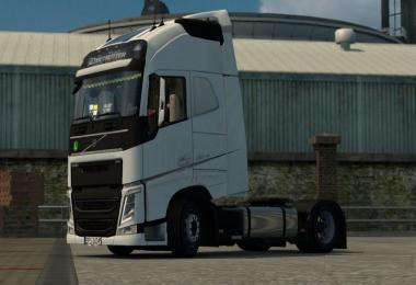 Volvo FH4 Low Deck v1.0