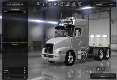 Volvo NH12 for ATS Reworked