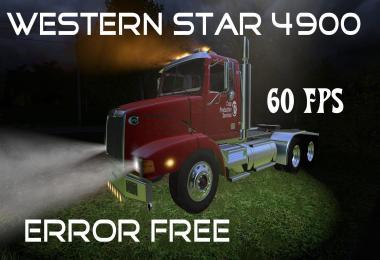 Western Star 4900 CPS v1.0