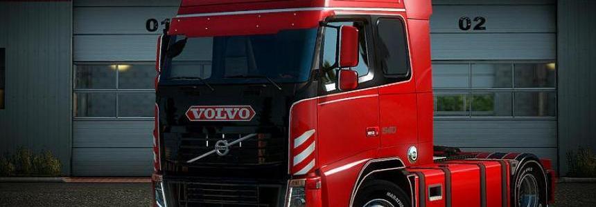 Volvo FH 2009 (19.03) 18.4r
