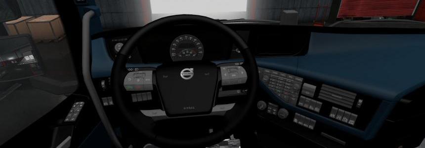 Interior for Volvo FH 2 v1.0