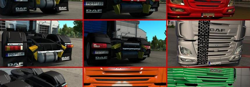 [1.30] Kelsa Lightbars for DAF XF 105 & 106 v1.5