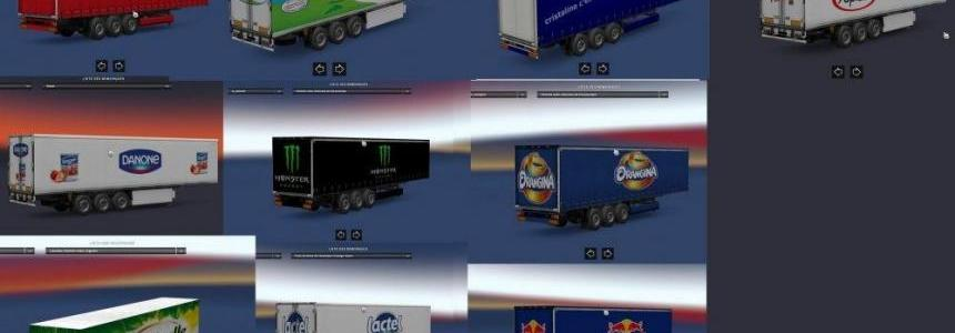 10 Trailers Package by nico 1.30.x