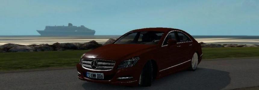 2013 Mercedes CLS v1.0