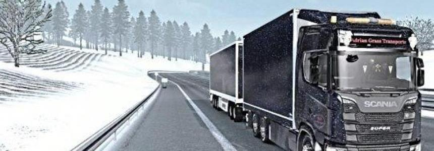 Graphic and Weather Mod by adi2003de (March Version)