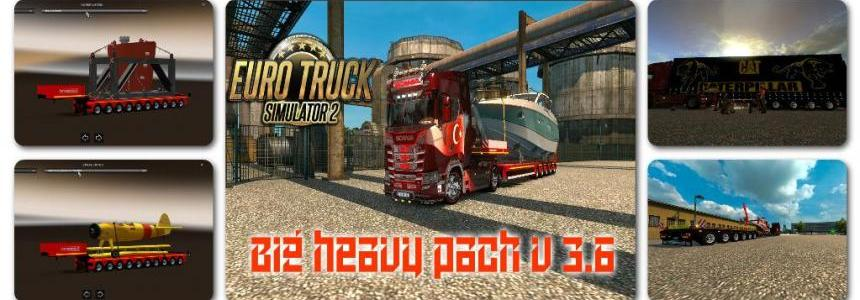 Big Heavy Pack v3.6 1.30