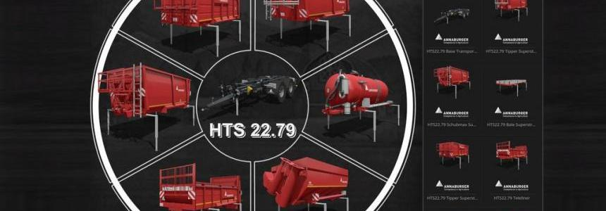Annaburger HTS 22.79 Base Transporter v1.1.0.0