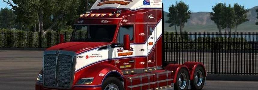 Australian Kenworth T610 1.30
