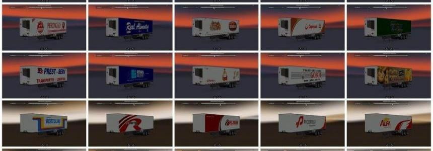 Brazilian Trailer Pack v1 BETA