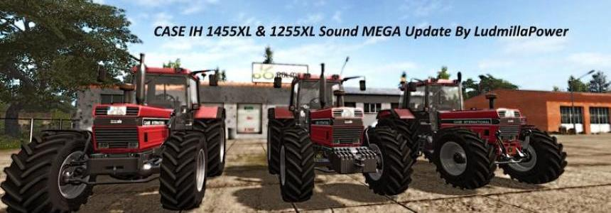 Case IH 1455 XL - 1255 XL Sound Update By LudmillaPower