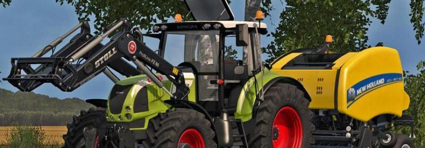 Claas Arion 600 (610, 620, 630) v4.0