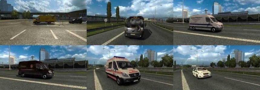 Czech and Slovak AI Traffic Pack (FIX) v1.0