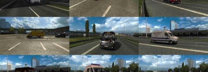 Czech and Slovak AI Traffic Pack v1.0
