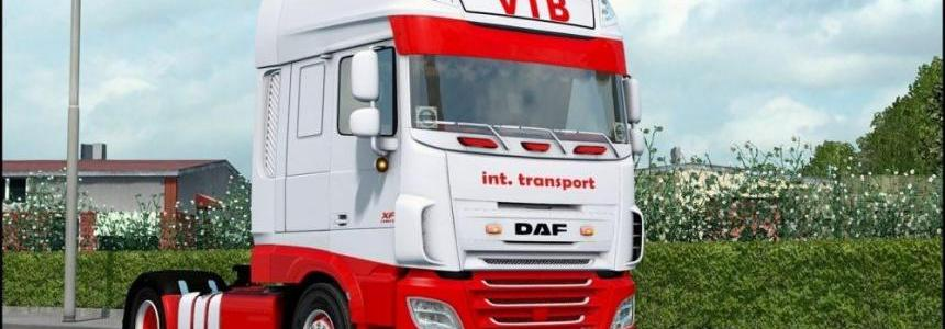 DAF Euro 6 VTB Transport v1.0