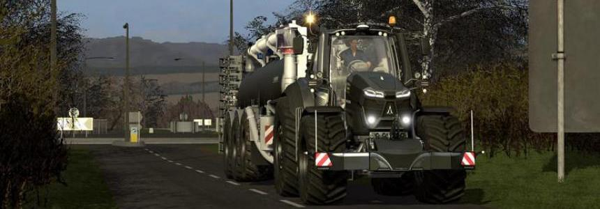 Deutz Fahr 9 Series Especial Black Edition v1.2.0.0