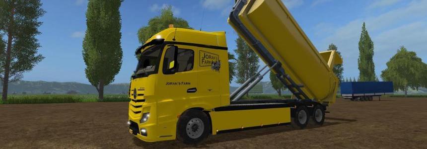 European truck pack v1.1