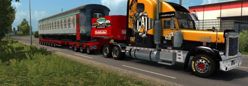 Freightliner Classic XL V2 by oddfellow 1.30.x