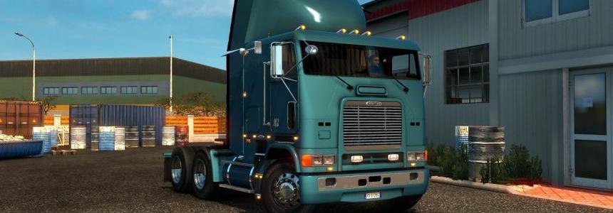 Freightliner FLB v2.0.1 Edit by Harven 1.30.x