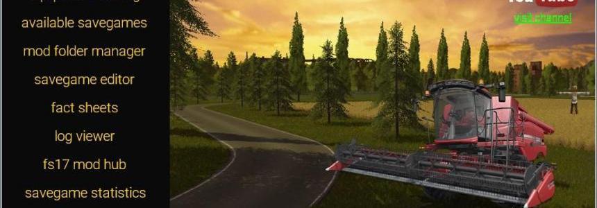 FS17 Dashboard v2.4
