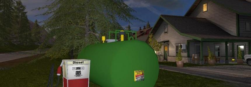 Fuel Station placeable v1.0