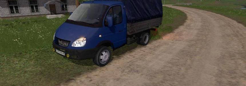 GAZ 3302 2003 v1.0