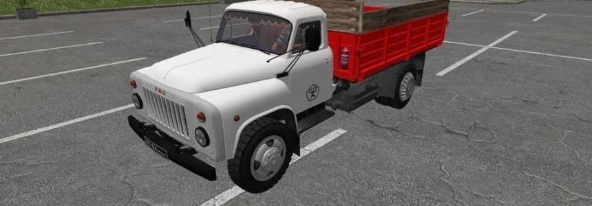 GAZ 53 Converted v1.0