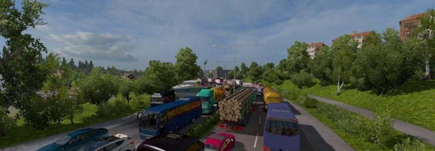 Greatest Traffic Mod by adi2003de