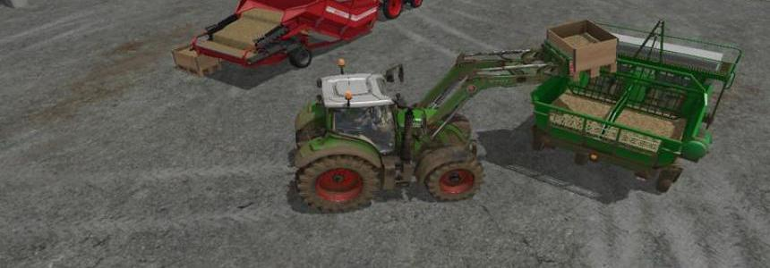 Grimme RH2460 still fertilizer attached v1.0
