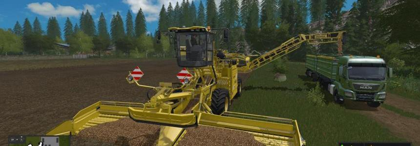 Holmer und Ropa DLC Maschinen Kartoffel ready v1.1.0.0