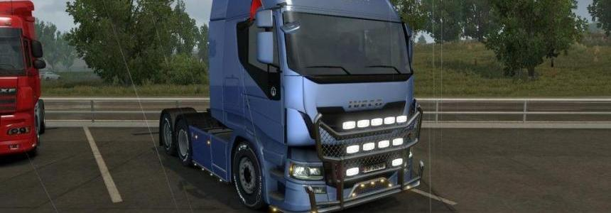 Iveco S730 Hight Power Truck v1.0