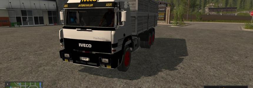Iveco Turbostar converted v1.0