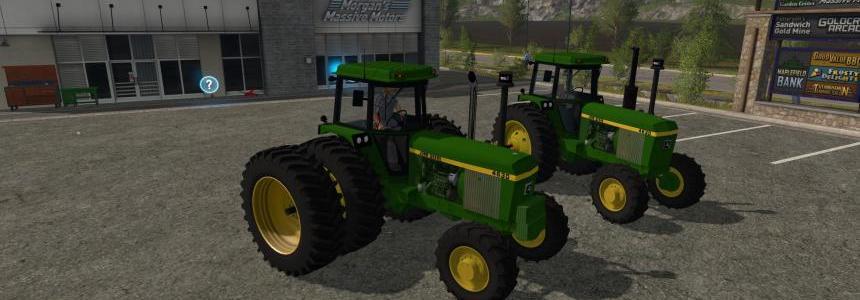 John Deere 4630 2WD/FWA v3.0