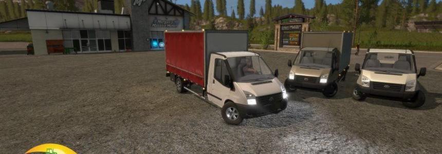 JollyDodgers Ford Boxvan v2.0