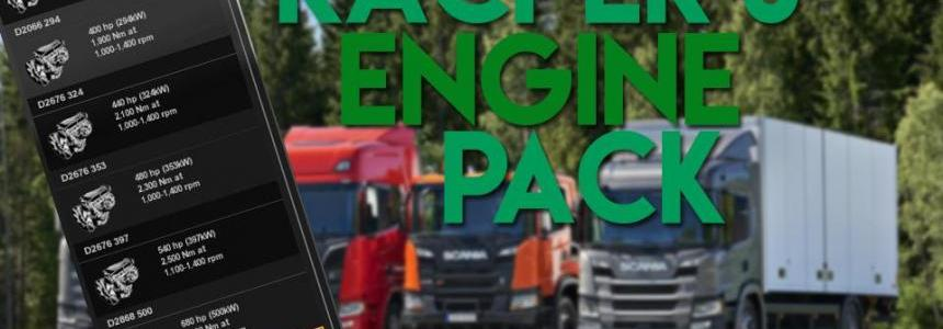 Kacper's Engine Mega Pack v3.2