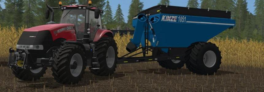 Kinze 1051 Single-Auger Cart v1.0