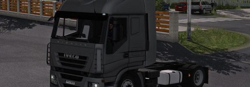 Lowdeck Addon for Iveco Stralis SCS by Sogard3