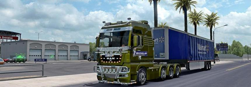 MAN TGX 2010 for ATS v5.1