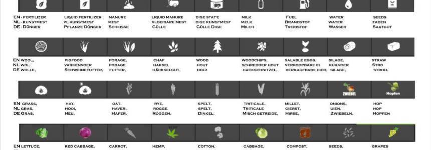 Maverick Fruit Symbols v1.0
