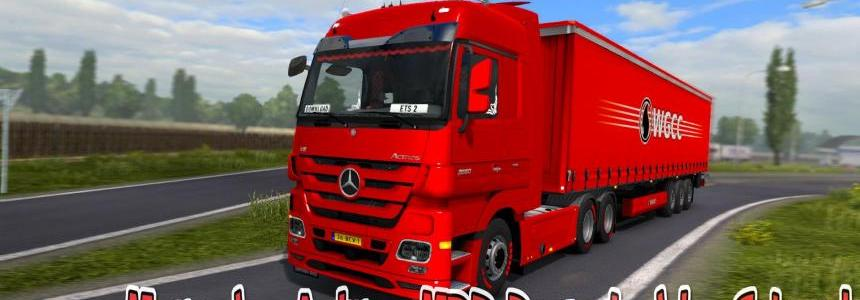 Mercedes Actros MP3 Reworked v2.1 by Schumi
