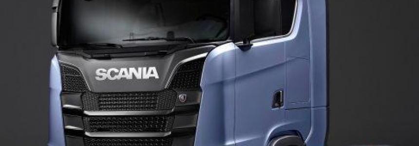 More Power for Scania Next Generation v1.0