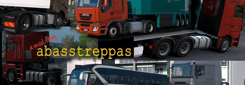 New wheels for all AI-trucks v1.01 1.30.x
