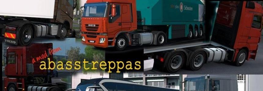 New Wheels for all AI Trucks v1.0
