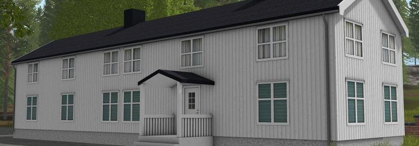 Nordic Farm Buildings v1.0