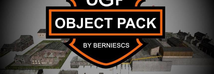 OGF OBJECT PACK v1.0.0.0